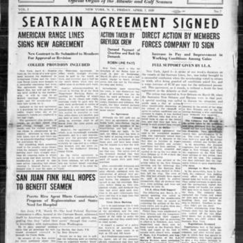 April 7, 1939