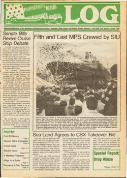 Fifth and Last MPS Crewed by SIU